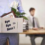 Bye bye boss, bonjour vie de rêve (Bonus : 25 leçons apprises)
