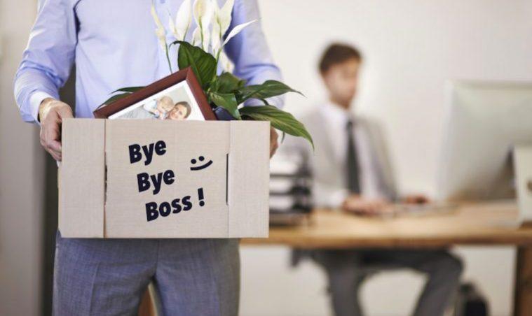 Bye Bye Boss (Quitter son emploi)