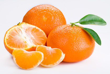 Photo de tangerines (fruit)