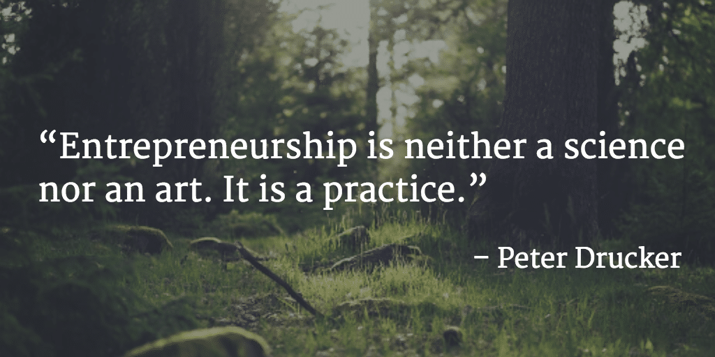 quote-entrepreneurship-neither-science-nor-art-peter-drucker