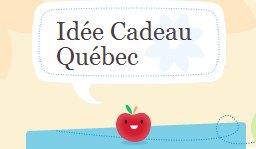 Idée Cadeau Québec : La référence pour fournir des idées cadeaux aux québécois et québécoises!